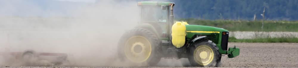 agricoltura intensiva chimica