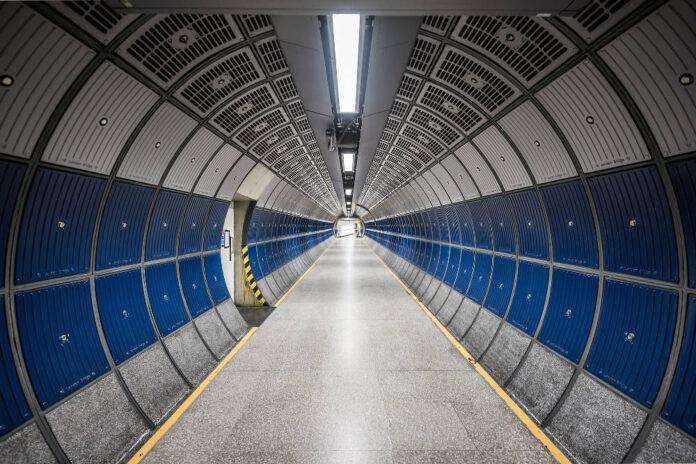 tunnel alieni