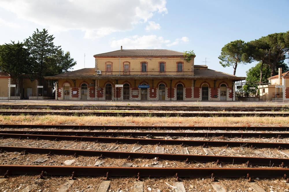 Spinazzola Stazione Foto di Alessandro Capurso
