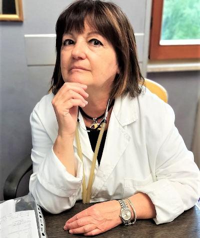 Teresa Petricca specialista pneumologo