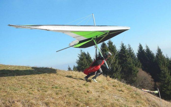 deltaplano parapendio