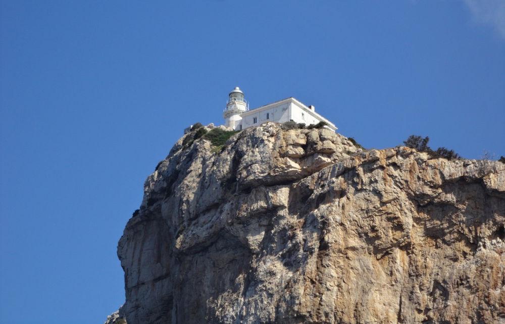 Faro Capo Caccia Sardegna foto a Fabri