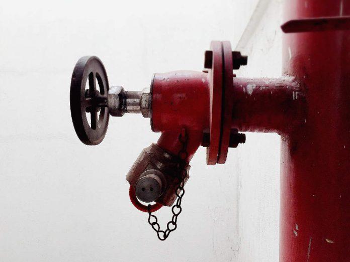 incendi idrante acqua